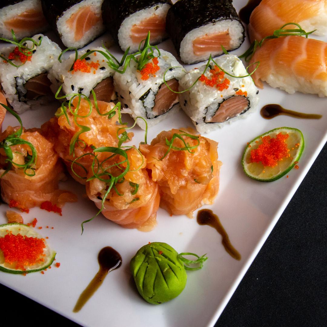 sushi op rozenburg